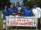 League Champins 40 Division
